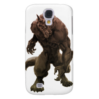 Beastly werewolf galaxy s4 covers