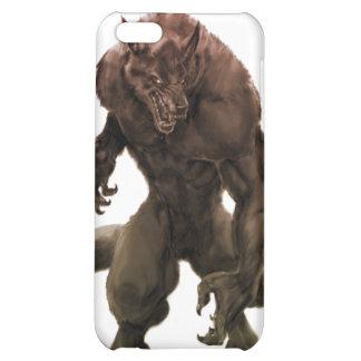 Beastly werewolf iPhone 5C case