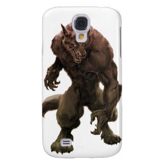 Beastly werewolf samsung galaxy s4 cases