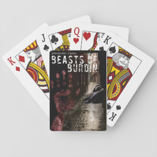Beasts of Burdin Playing Cards