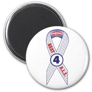 Beat ALS 2 Inch Round Magnet