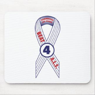 Beat ALS Mouse Pad