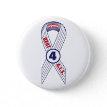 Beat ALS Pinback Button