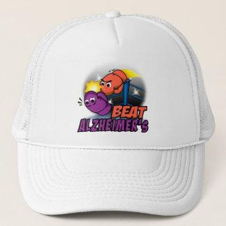 Beat Alzheimer's Trucker Hat
