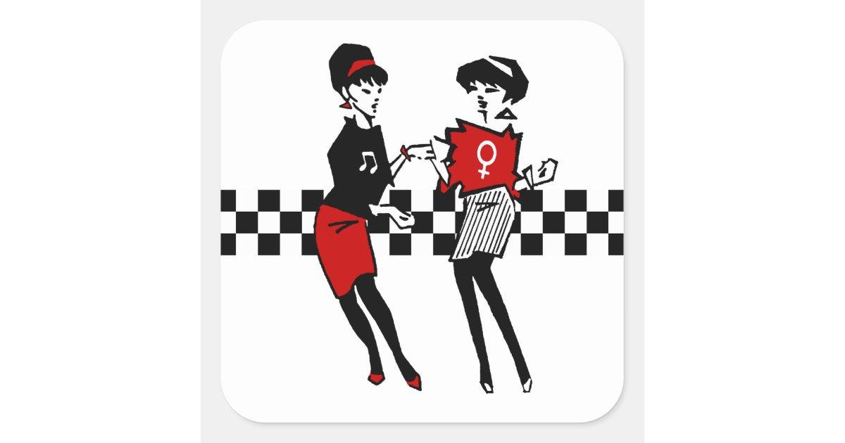 Betty Stickers | Zazzle