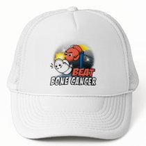 Beat Bone Cancer Trucker Hat