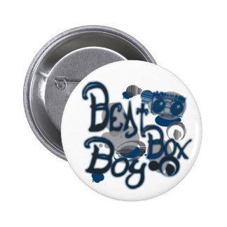 Beat Box Boy Blue Buttons
