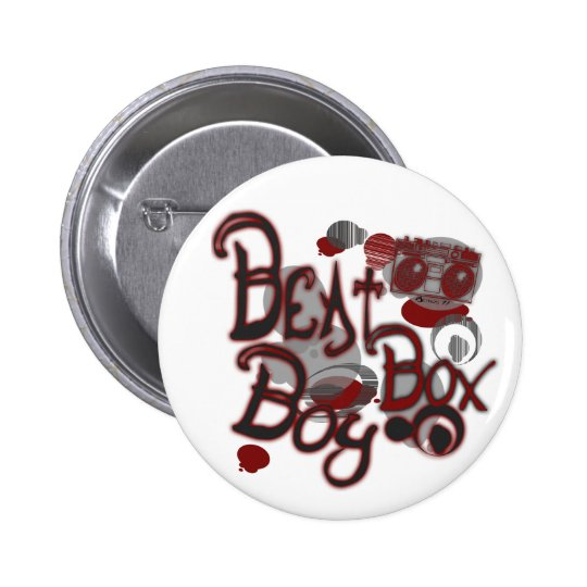 Beat Box Boy Red Buttons