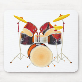 Beat Box Drums 2 Mouse Pad