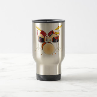 Beat Box Drums 2 Travel Mug