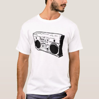 Beat Box Inside T-Shirt