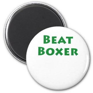 Beat Boxer Magnet