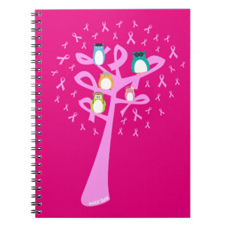 Beat Breast Cancer Notebook