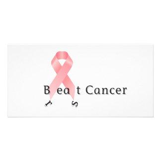 Beat Cancer Card