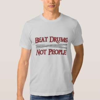 Beat Drums T Shirt