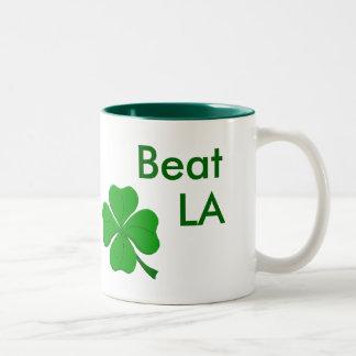 Beat, LA, Go, Celtics Coffee Mugs