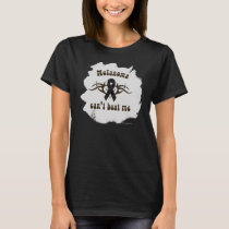 Beat Melanoma Ladies ComfortSoft T-Shirt