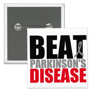 BEAT Parkinson s Disease Pinback Button