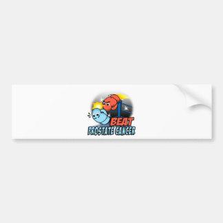 Beat Prostate Cancer Bumper Sticker