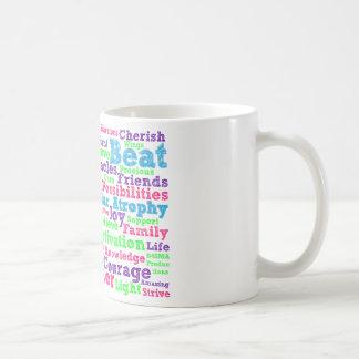 Beat SMA Classic White Coffee Mug