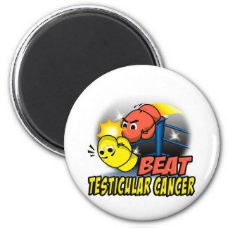 Beat Testicular Cancer Magnet