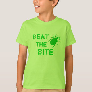 Beat the Bite Lyme Disease T-Shirt