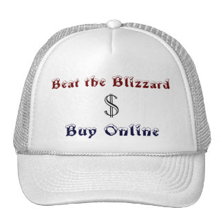 Beat The Blizzard - Buy Online Baseball Snow Hat