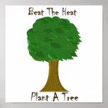 Beat the Heat Print