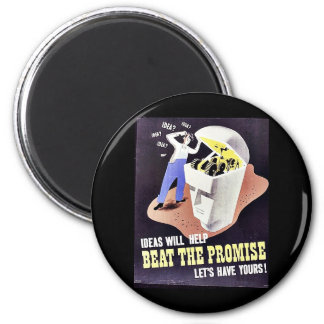 Beat The Promise Magnet