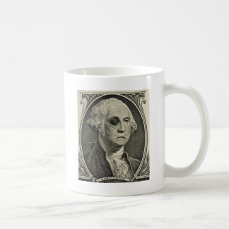 Beat up George Coffee Mug