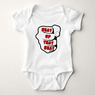 Beat Up The Beat Baby Bodysuit