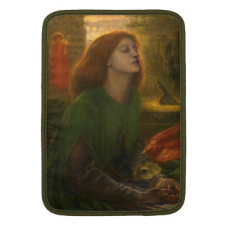 Beata Beatrix - Dante Gabriel Rossetti Funda MacBook