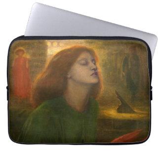 Beata Beatrix - Dante Gabriel Rossetti Funda Computadora