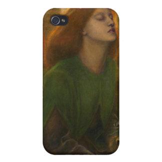 Beata Beatrix - Dante Gabriel Rossetti iPhone 4/4S Cover