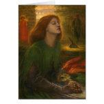 Beata Beatrix - Dante Gabriel Rossetti Felicitacion