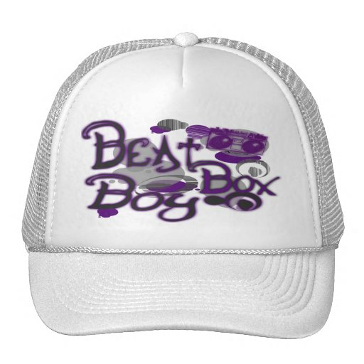 Beatbox Boy P Hat