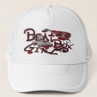Beatbox Girl R Hat