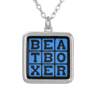 Beatboxer, Vocal Gymnastics Necklaces
