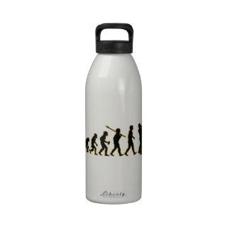 Beatboxing Botella De Agua Reutilizable