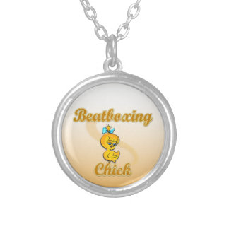 Beatboxing Chick Necklaces