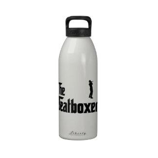 Beatboxing Reusable Water Bottles