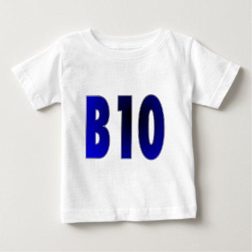 Beaten Black and Blue Baby T-Shirt