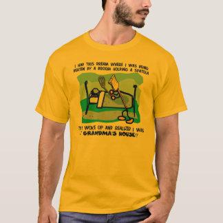 Beaten By Broom T-Shirt