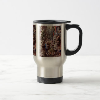 Beati Possidente (Blessed Are Those Who Have) Coffee Mugs