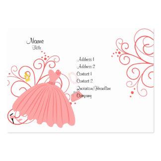Beatiful, Beautiful Dress Large Business Card
