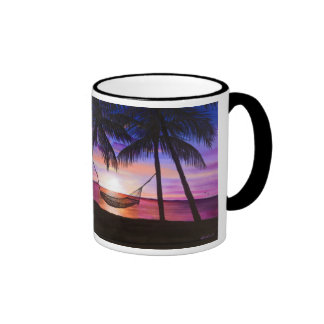 Beatiful Sunset Painting Mug