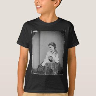 Beatiful Unknown Woman From the Civil-War Era T-Shirt