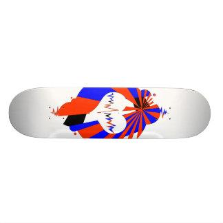 Beating Heart Skateboard