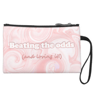 Beating the Odds (and loving it!) Purse Wristlet Purses
