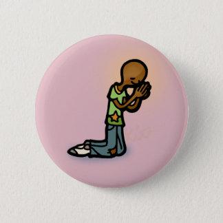 beatitude button. pinback button